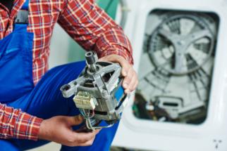 rfeplacing engine of washing machine